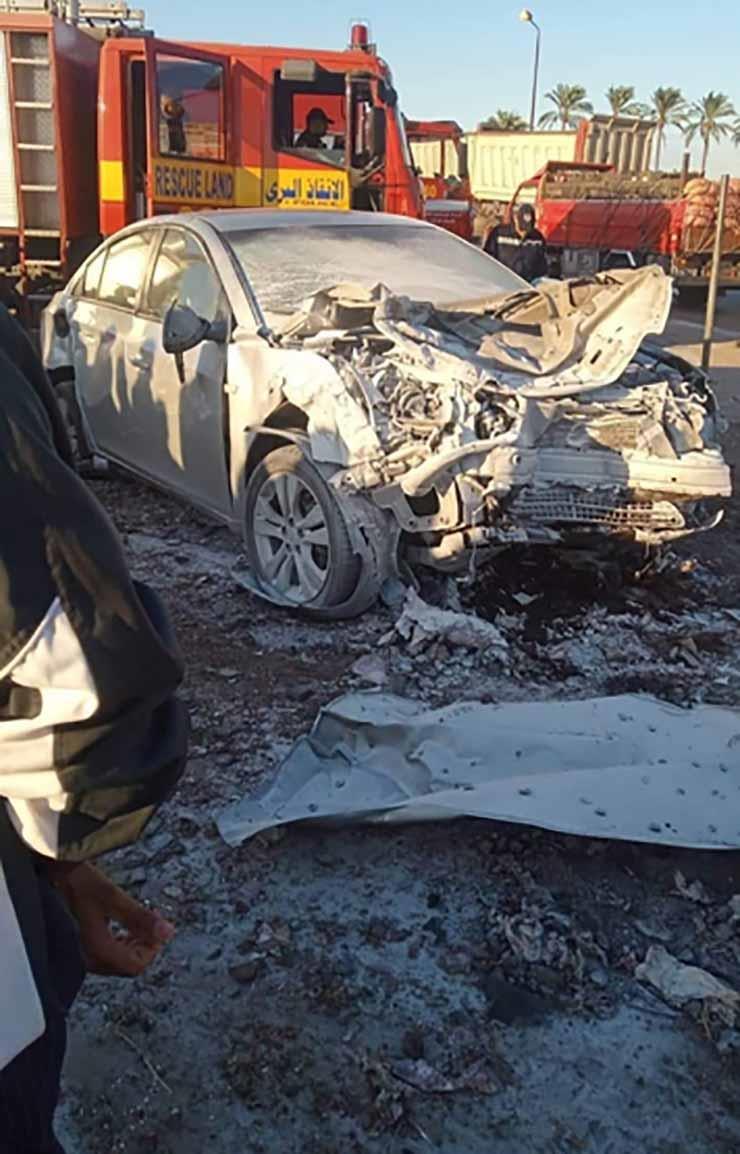 فى 2019 ارتفاع معدل حوادث السيارات والقطارات فى مصر بوابة