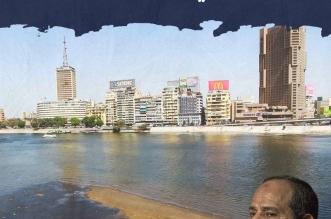 السيسي عميل باع النيل
