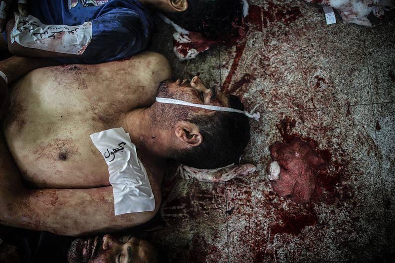 مجزرة رابعة 18
